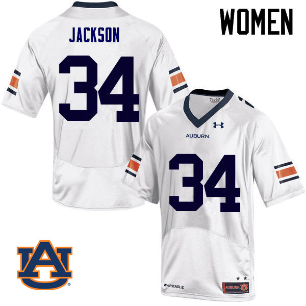 huge discount fcf7c 21025 Bo Jackson Jersey : Official Auburn Tigers College Football ...